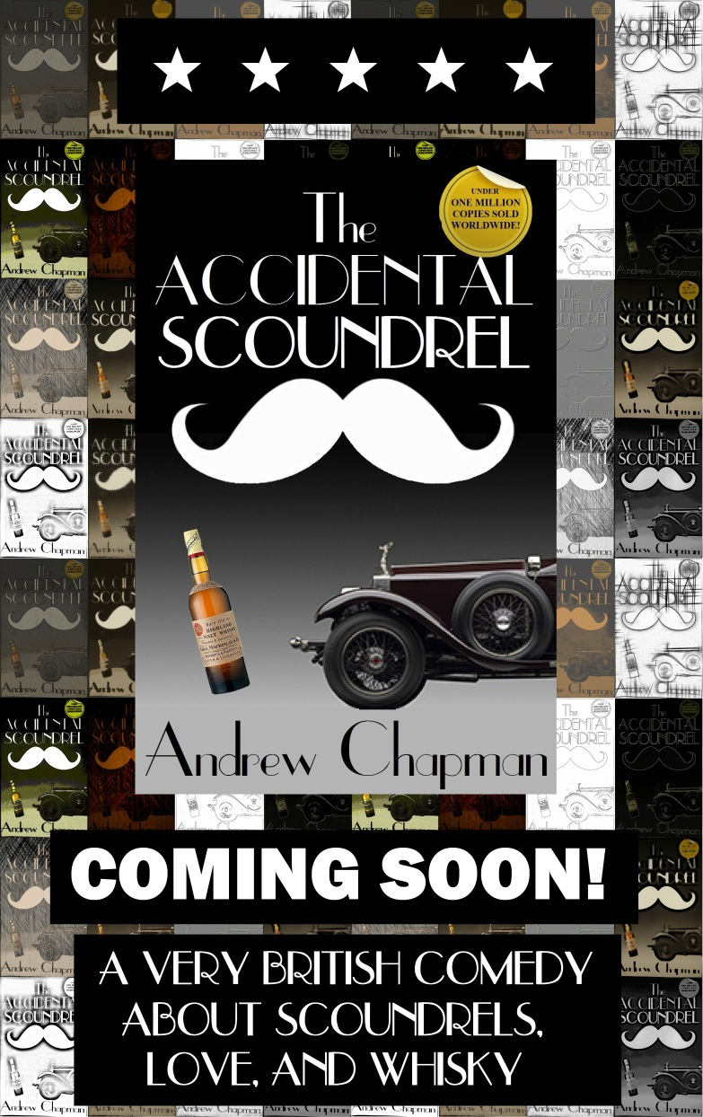 Scroundrel Poster Coming Soon