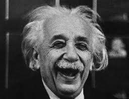 Einstein Happy