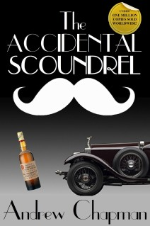 The Accidental Scoundrel Cover