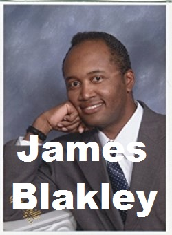 James Blakley Author