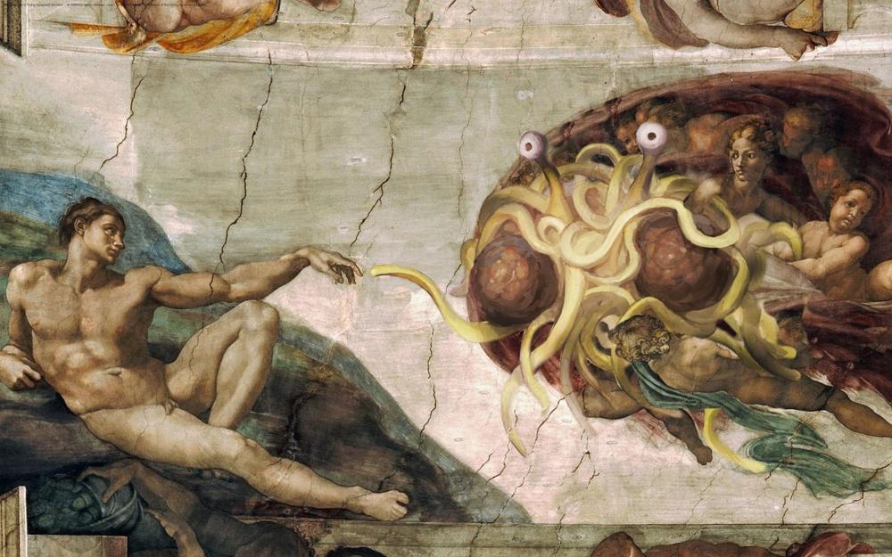 flyingspaghettimonster