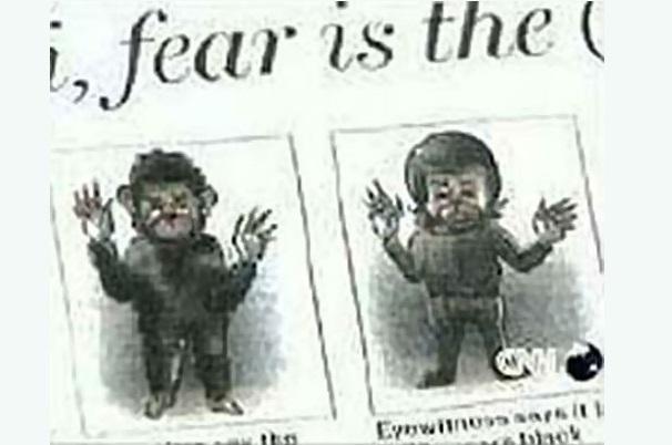 Monkey-man of Delhi