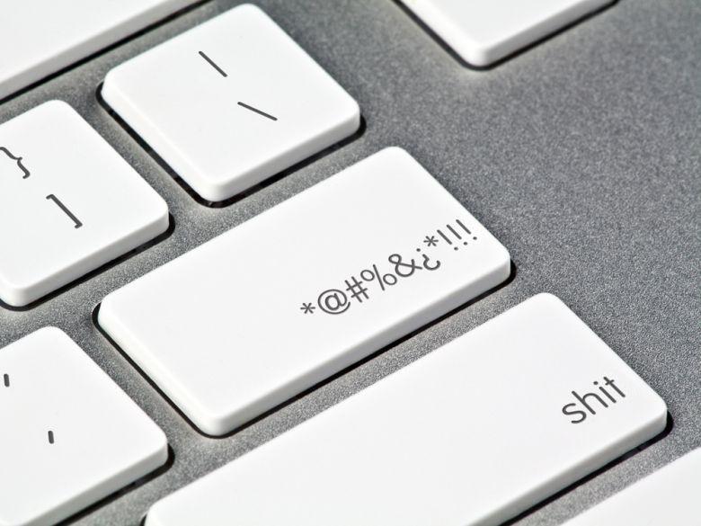 swear keyboard