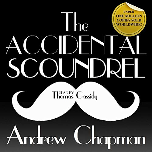 Accidental Scoundrel Audiobook Cover