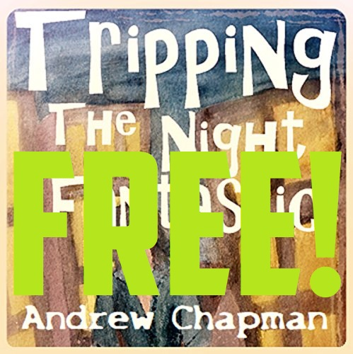 FREE Tripping Audiobook Cover